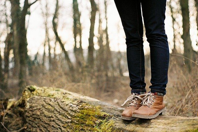 walking for self-care
